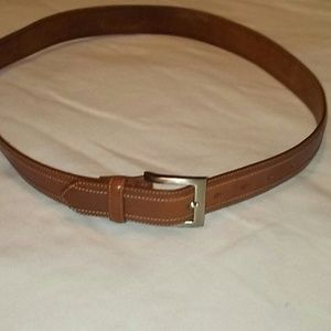 Accessories - Brown belt sz 36